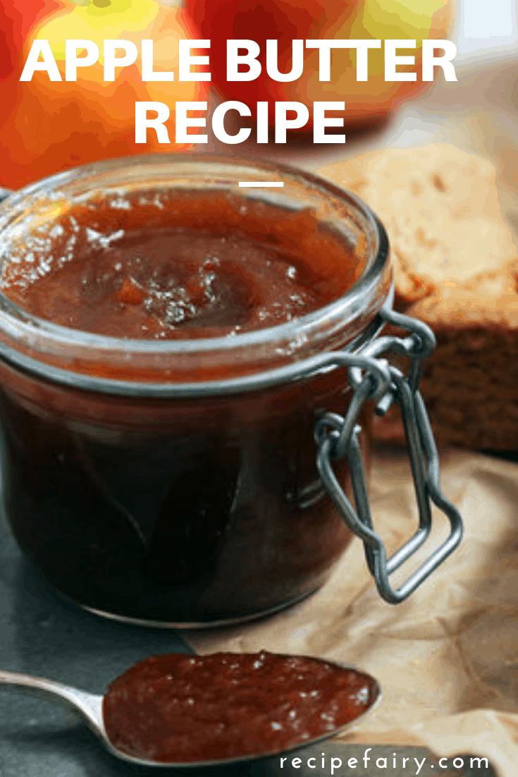 best apple butter recipe