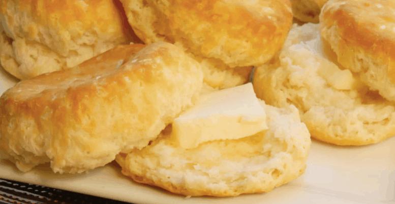 Carbquik Buttermilk Biscuits Recipe