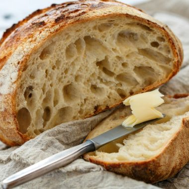 homemade bread recipe