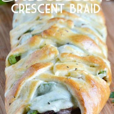 philly cheesesteak crescent