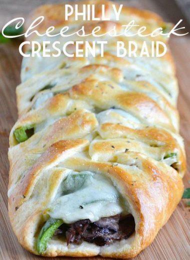 philly cheesesteak crescent