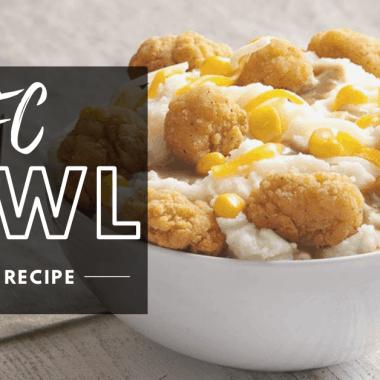 kfc famous bowl recipe