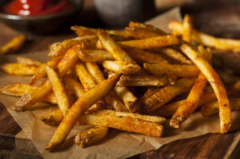 Wingstop French Fries Recipe