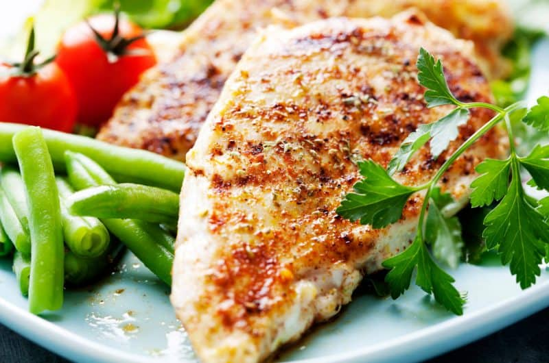 How to Boil Chicken Breast Recipe 🥘