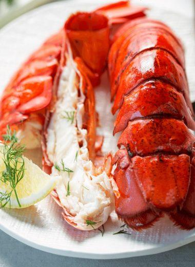 lobster taste