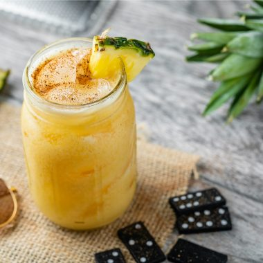 pineapple orange coconut rum