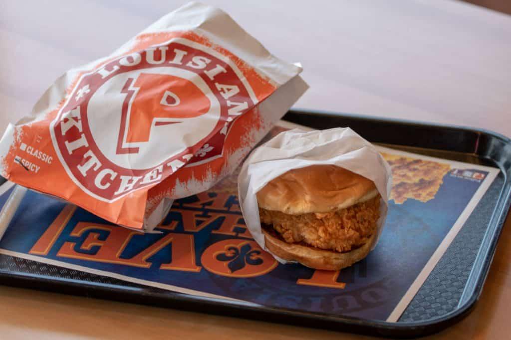 popeyes copycat sandwich