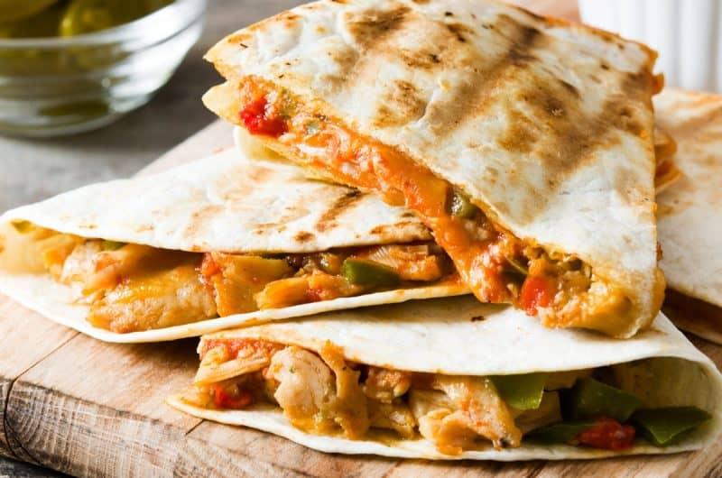 Taco Bell Quesadilla Recipe (CopyCat)