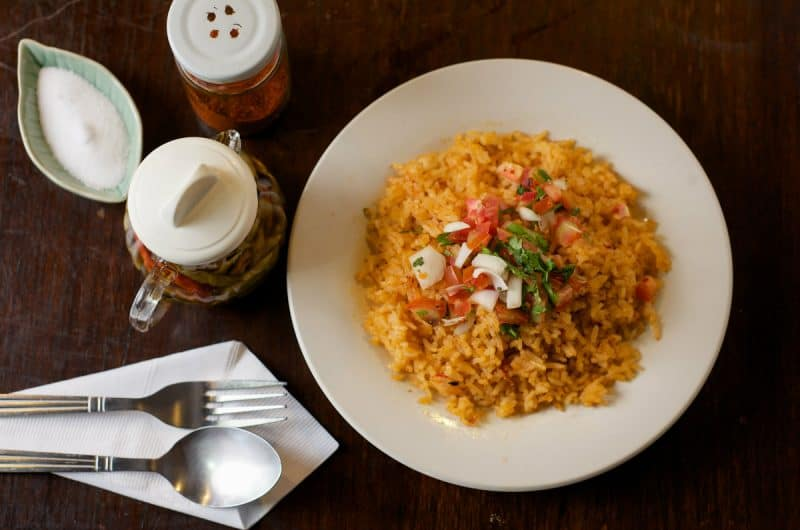 Texas Roadhouse Seasoned Rice Recipe