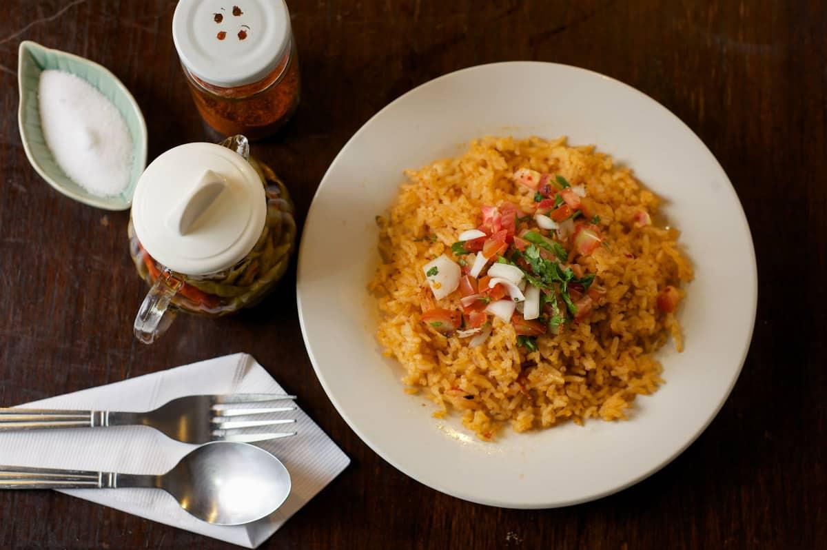 Texas Roadhouse Seasoned Rice Recipe » Recipefairy.com