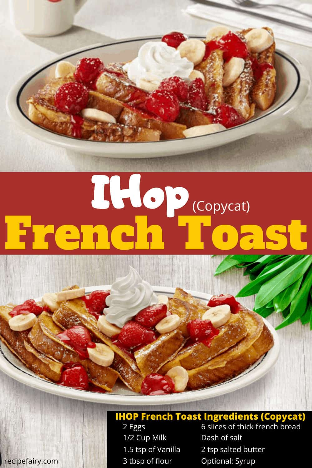 ihop french toast