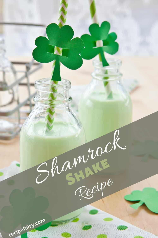 shamrock shake at mcdonalds