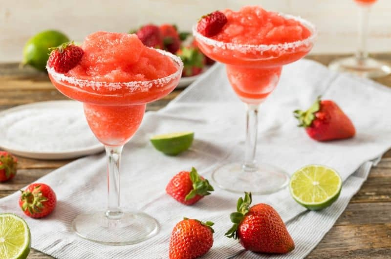 Texas Roadhouse Strawberry Margarita Recipe
