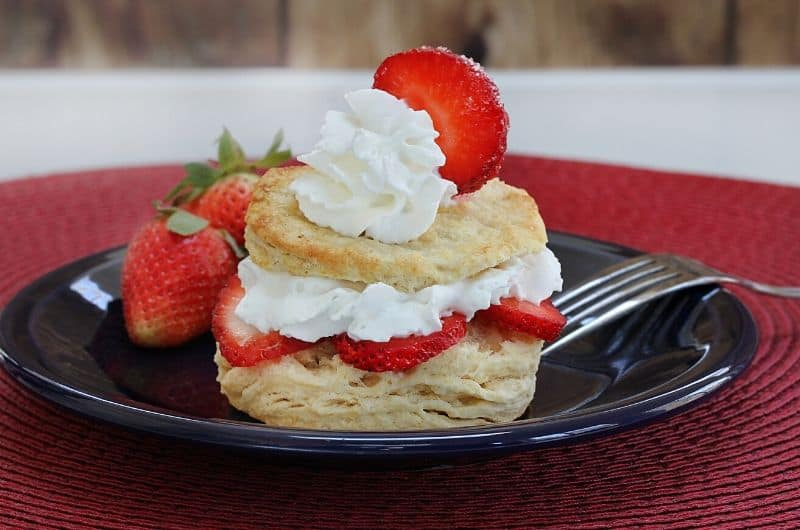Bisquick Strawberry Shortcake Recipe