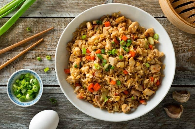 Benihana Fried Rice Recipe