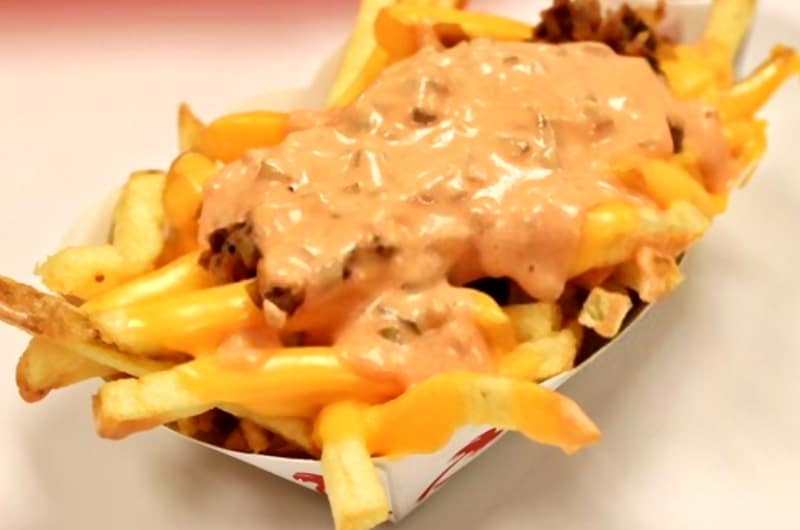 In-N-Out Animal Style Fries Recipe