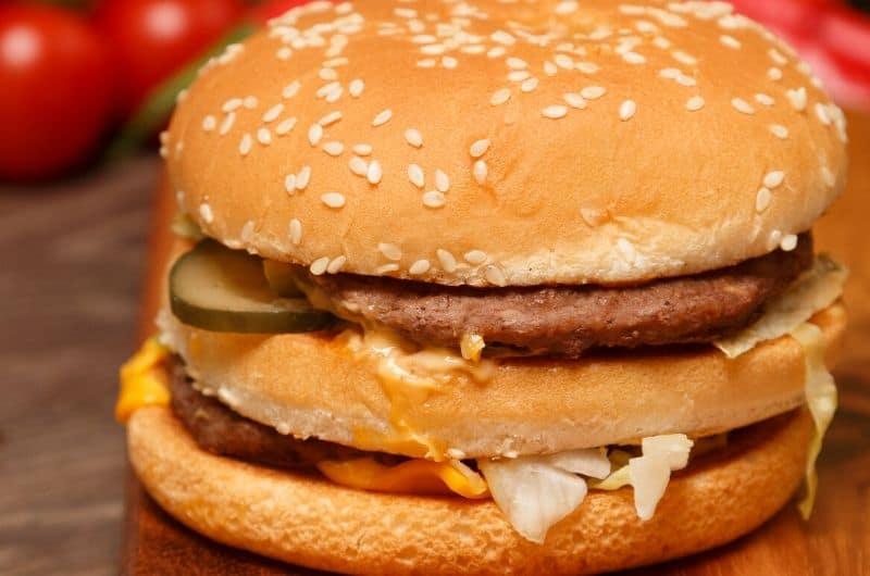 McDonald's Big Mac and Sauce Recipe