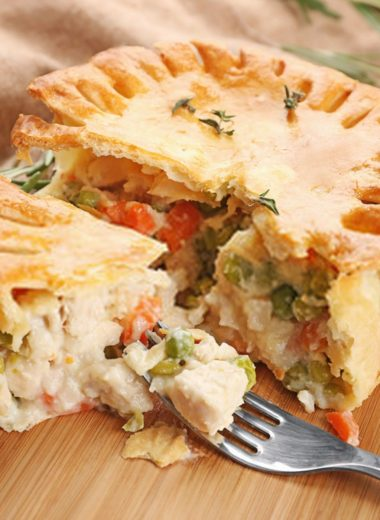 bisquick pot pie