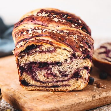 blueberry cream cheese babka recipe