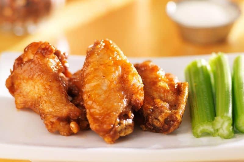 Hooters Hot Wings Recipe