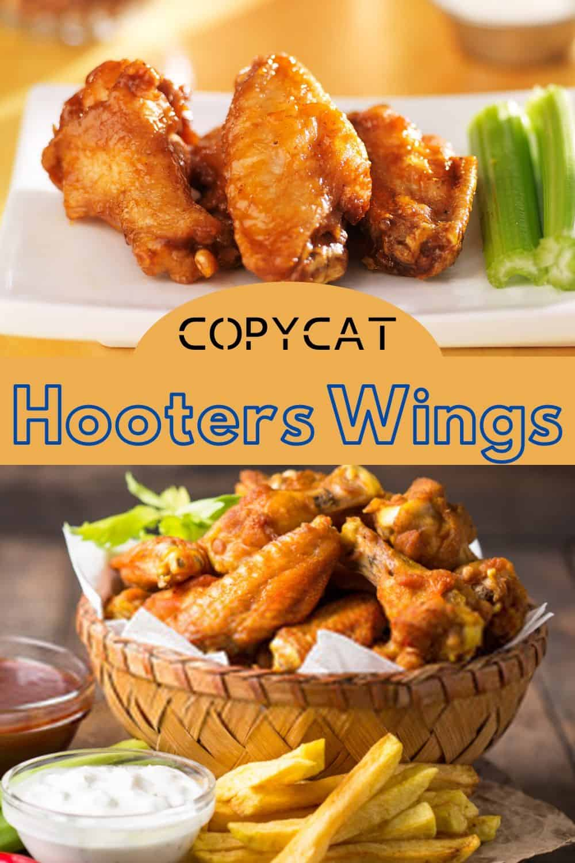 hooters wings copycat recipe