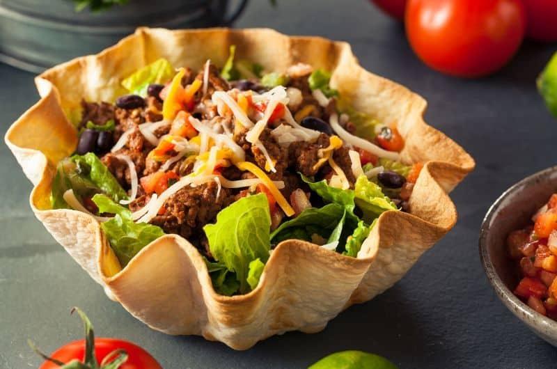 Wendy's Taco Salad Recipe