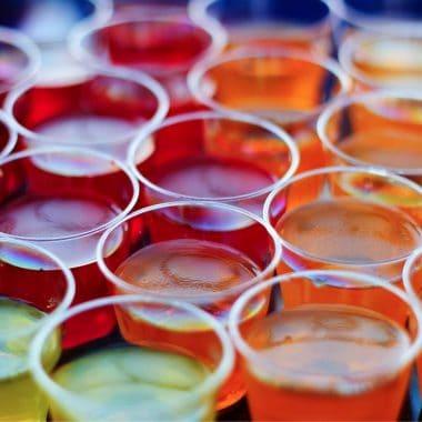 tequila jello shots