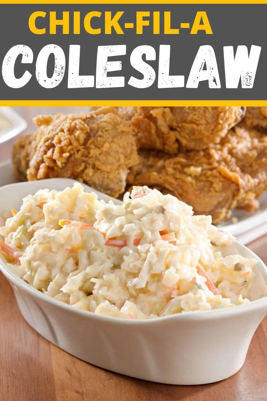 Copycat Chick-fil-a coleslaw