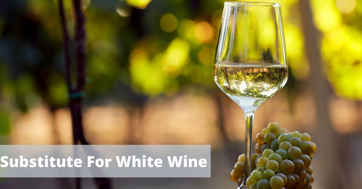 substitute for white wine