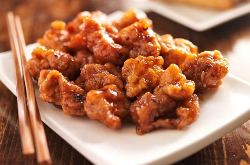 Panda Express Orange Chicken Recipe Recipefairy Com