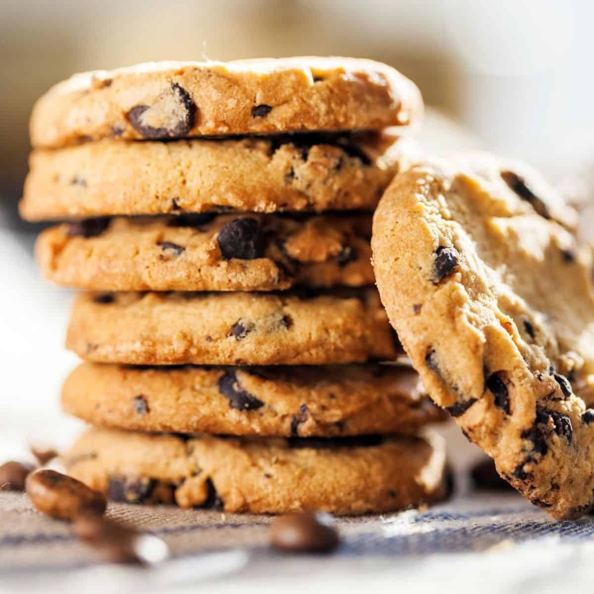 Chocolate Chip Cookies Without Brown Sugar Recipefairy Com